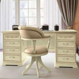 Стол письменный Torriani Avorio (180 см, ящики)