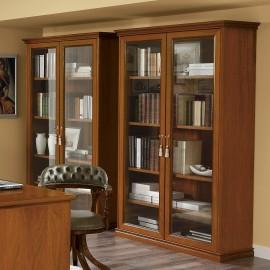 Книжный шкаф Nostalgia 2ств.