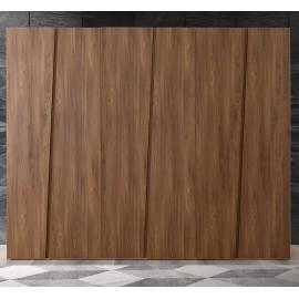 Шкаф 6-дверный Akademy