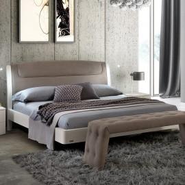 Кровать Luna Sinkro 160х200 (Nabuk 12)