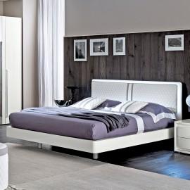 Кровать Dama Bianca Vanity 160х200 Rombi