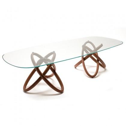 Овальный стол Carioca Cattelan