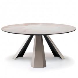 Стол Eliot Keramik Round Cattelan
