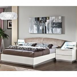 Кровать Onda Bianco
