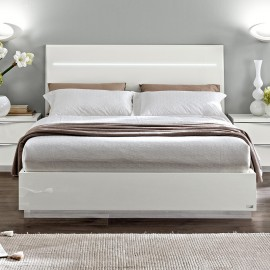 Кровать Onda Bianco Legno