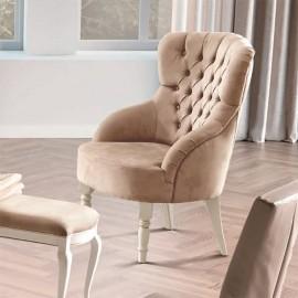 Кресло Giotto Bianco Antico Camelgroup