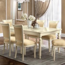 Стол обеденный Torriani Avorio прямоугольный