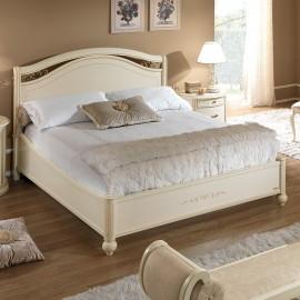 Кровать Siena Avorio legno б/изножья