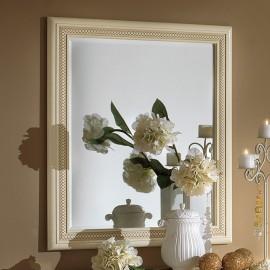 Зеркало Siena Ivory прямоугольное