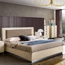 Кровать Ambra Rombi Nabuk 12