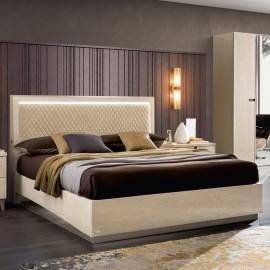Кровать Ambra Rombi Nabuk 11