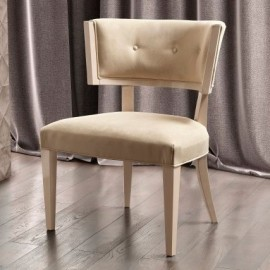 Кресло Ambra Cleo (экокожа Nabuk 11)