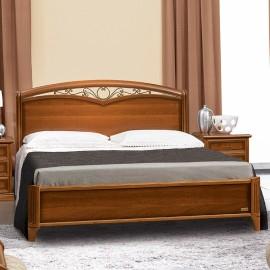 Кровать Nostalgia Curvo ferro 160x200 (б/изножья)