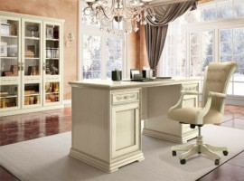 Torriani Home Office Avorio